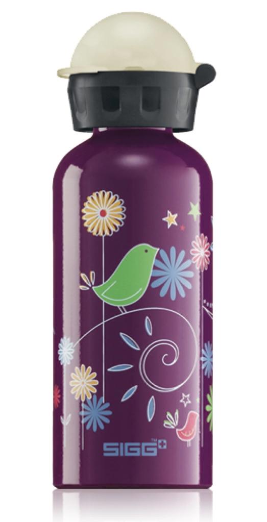SIGG bottle children collection, illustration de Cathy Yersin